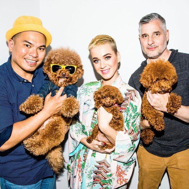 People, Fun, Human, Teddy bear, Photography, Fur, Family, Glasses,