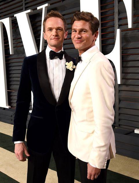 Suit, Formal wear, Tuxedo, White-collar worker, Event, Tie, Blazer, Ceremony,
