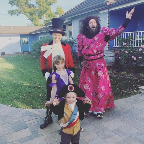 People, Costume, Fun, Child, Tree, Photography, Tourism, Vacation, Recreation, Plant,