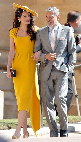 Yellow, Suit, Clothing, Fashion, Dress, Formal wear, Event, Street fashion, White-collar worker, Pantsuit,