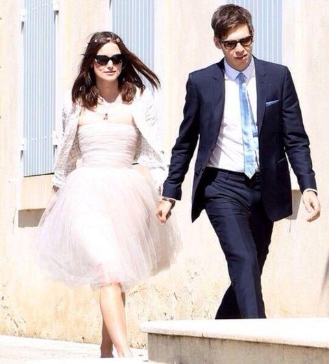 White, Clothing, Suit, Formal wear, Dress, Fashion, Eyewear, Tuxedo, Outerwear, Blazer,