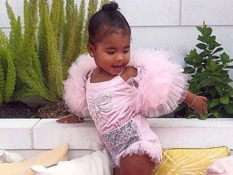 Child, Toddler, Beauty, Pink, Leg, Baby, Smile, Dress, Sitting, Happy,