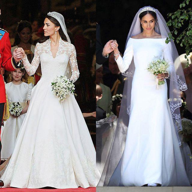 Wedding dress, Gown, Dress, Clothing, Bridal clothing, White, Bride, Tradition, Bridal accessory, Veil,