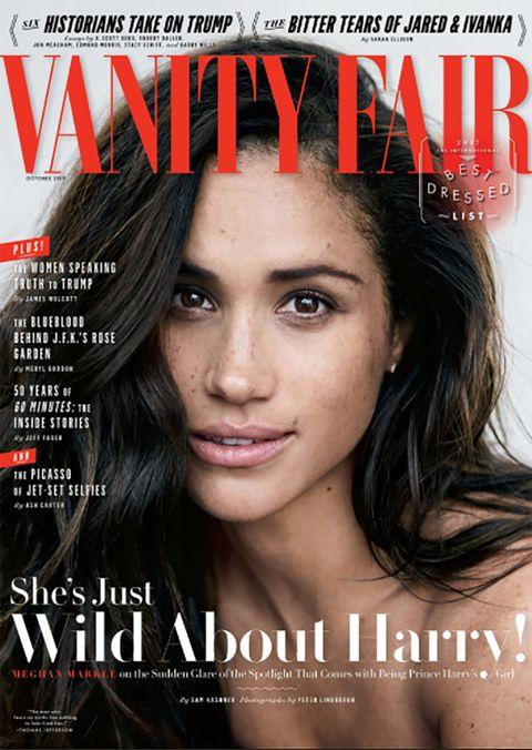 Magazine, Hair, Beauty, Skin, Publication, Hairstyle, Chin, Lip, Album cover, Black hair,