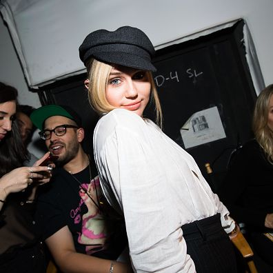 Fashion, Event, Cool, Electronics, Headgear, Party, Photography, Fashion accessory, Flash photography, Nightclub,