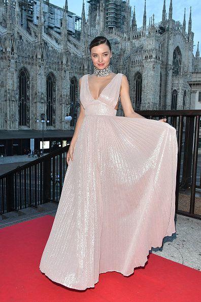 Gown, Dress, Clothing, Fashion model, Carpet, Wedding dress, Bridal party dress, Haute couture, A-line, Shoulder,