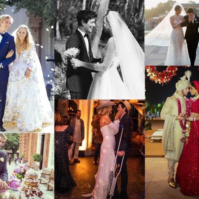 Wedding dress, Photograph, Gown, Bride, Veil, Dress, Bridal clothing, Clothing, Ceremony, Wedding,