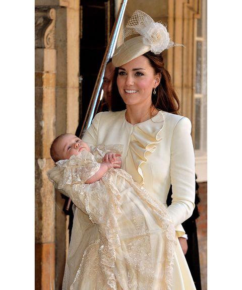 White, Clothing, Victorian fashion, Dress, Gown, Outerwear, Fashion, Headpiece, Beige, Hair accessory,