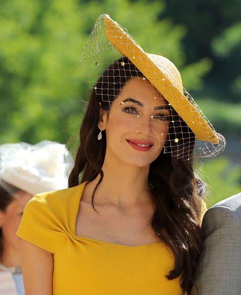 Hair, Yellow, Clothing, Beauty, Hat, Lip, Sun hat, Fashion, Headgear, Fashion accessory,