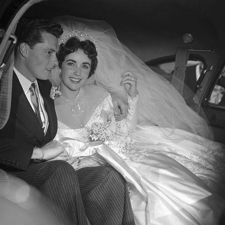 Photograph, White, Black, Wedding dress, Facial expression, Bride, Bridal clothing, Dress, Monochrome, Monochrome photography,