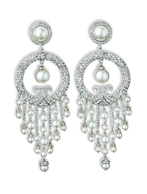 Jewellery, Earrings, Body jewelry, Fashion accessory, Pearl, Silver, Gemstone, Silver, Platinum, Diamond,