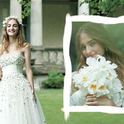Bride, Photograph, Wedding dress, Dress, Gown, Clothing, Bridal clothing, Beauty, Wedding, Bridal party dress,