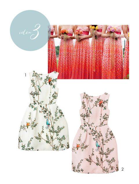 Dress, Pattern, Textile, Interior design, Pattern, Interior design,