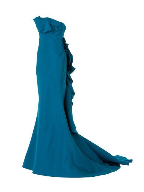 Blue, Aqua, Teal, Turquoise, Electric blue, Azure, One-piece garment, Costume accessory, Cobalt blue, Day dress,