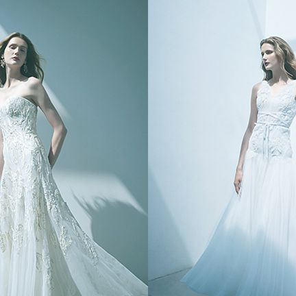 Gown, Wedding dress, Clothing, Dress, Fashion model, Shoulder, Photograph, Bridal clothing, White, Bride,