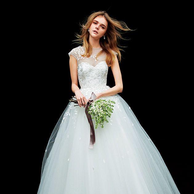 Gown, Wedding dress, Clothing, Dress, White, Bridal clothing, Bridal party dress, Fashion model, Bride, Formal wear,