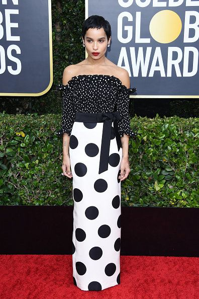 Red carpet, Clothing, Polka dot, Dress, Carpet, Pattern, Black-and-white, Shoulder, Fashion, Design,