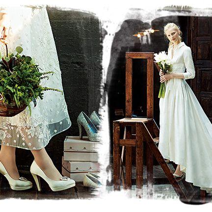 Clothing, Green, Dress, Formal wear, Fashion, Bride, Gown, Wedding dress, Textile, Footwear,