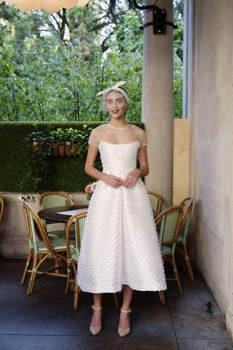 Clothing, Dress, White, Photograph, Shoulder, Bridal party dress, Wedding dress, Gown, Bridal clothing, Bride,