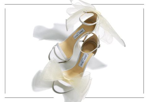 White, Footwear, Joint, Shoe, Pointe shoe, Beige, Sandal, Bridal shoe, Knee,