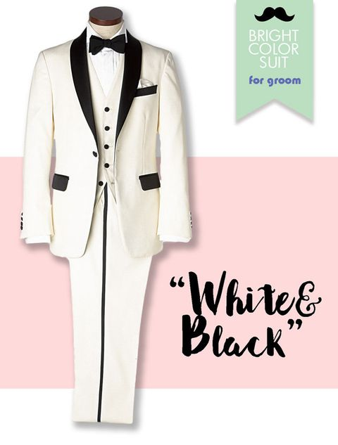 Suit, Clothing, White, Formal wear, Tuxedo, Outerwear, Uniform, Blazer, Font, Pantsuit,