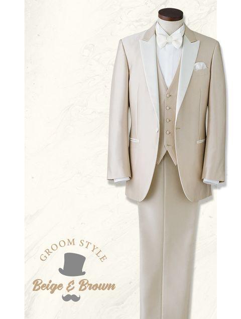 Suit, Clothing, Formal wear, White, Tuxedo, Outerwear, Blazer, Beige, Dress, Jacket,