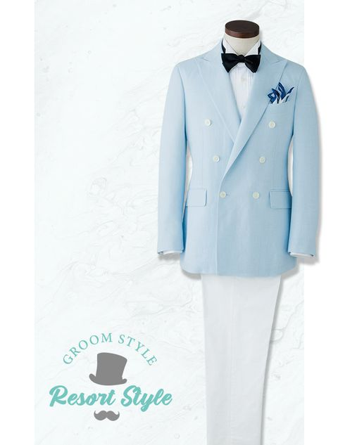 Clothing, White, Suit, Uniform, Outerwear, Formal wear, Turquoise, Blazer, Jacket, White coat,