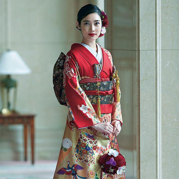 Clothing, Kimono, Costume, Fashion, Shimada, Outerwear, Textile, Tradition, Sakko, Fashion design,