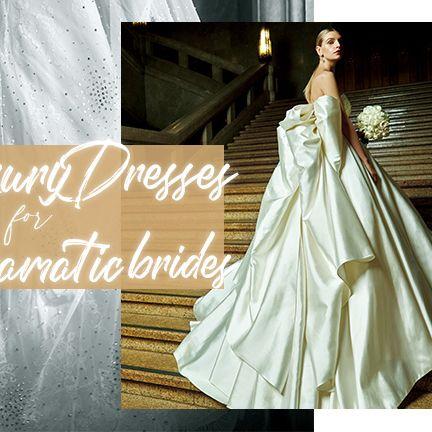 Gown, Dress, Clothing, Wedding dress, Photograph, Formal wear, Bridal clothing, Bridal party dress, Fashion, Fashion model,