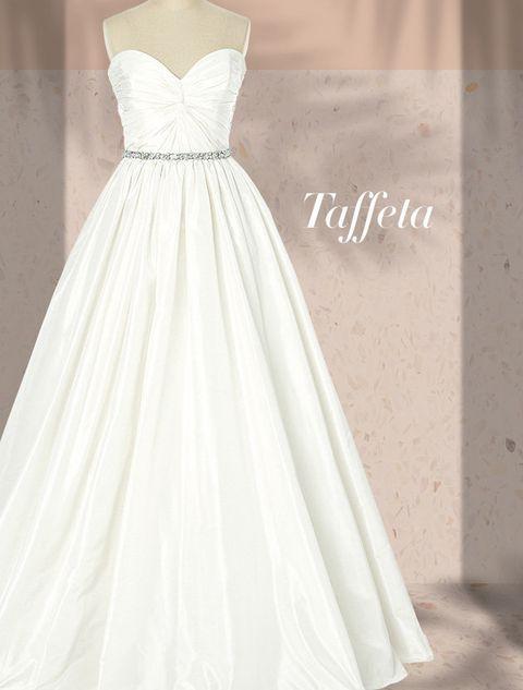 Gown, Clothing, Wedding dress, Dress, Bridal party dress, Bridal clothing, Shoulder, Fashion model, A-line, Strapless dress,