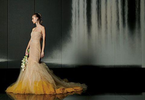 Clothing, Shoulder, Dress, Formal wear, Gown, Fashion model, Fashion, One-piece garment, Beauty, Model,
