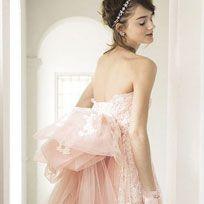 Dress, Clothing, Gown, Wedding dress, Shoulder, Bridal clothing, Strapless dress, Bridal party dress, Fashion model, Skin,