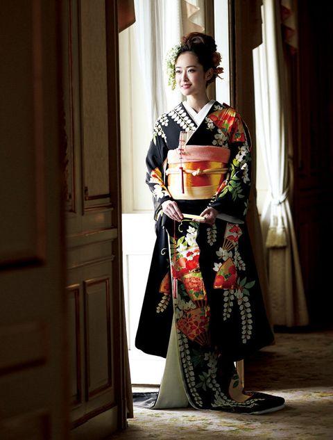 Kimono, Clothing, Costume, Sakko, Tradition, Style,