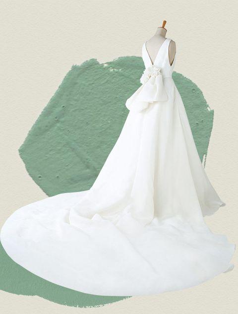 Dress, Bridal accessory, Wedding dress, Gown, Bridal clothing, Veil, Bridal party dress, Bride, Bridal veil, Fashion accessory,