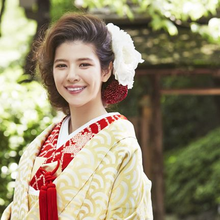 Hair, Hairstyle, Beauty, Kimono, Tradition, Smile, Costume, Spring, Photography, Long hair,