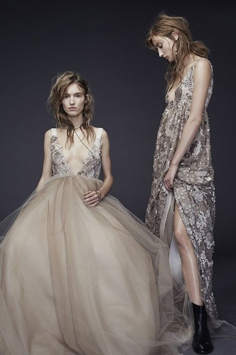 Clothing, Nose, Hairstyle, Dress, Sleeve, Shoulder, Formal wear, Gown, Style, Fashion model,