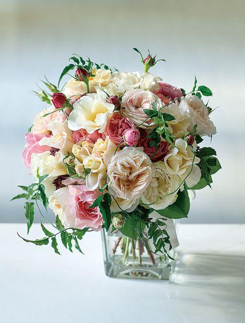Flower, Bouquet, Flower Arranging, Floristry, Cut flowers, Garden roses, Plant, Rose, Pink, Floral design,