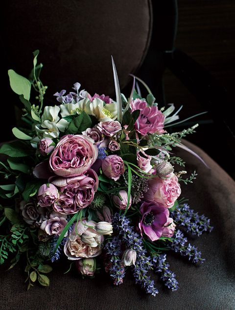 Flower, Bouquet, Cut flowers, Flower Arranging, Floristry, Purple, Plant, Floral design, Pink, Rose,
