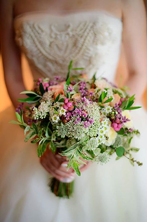 Bouquet, Flower, Photograph, Bride, Cut flowers, Flower Arranging, Plant, Dress, Floristry, Pink,