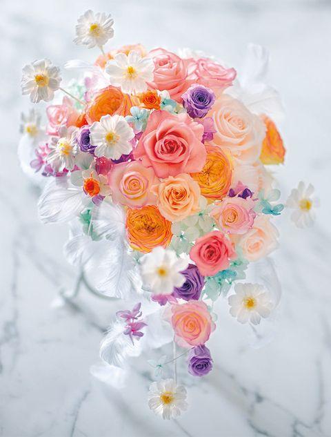 Bouquet, Flower, Cut flowers, Rose, Pink, Plant, Rose family, Floristry, Floral design, Artificial flower,