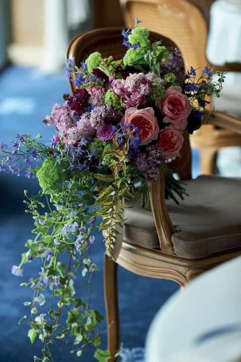 Bouquet, Flower, Flower Arranging, Floristry, Cut flowers, Blue, Floral design, Plant, Purple, Lavender,