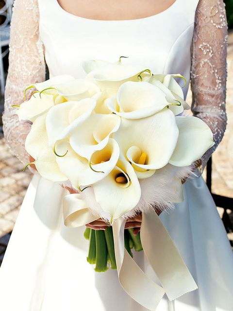White, Bouquet, Photograph, Flower, Dress, Cut flowers, Yellow, Wedding ceremony supply, Bride, Plant,