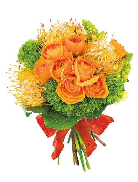 Flower, Bouquet, Cut flowers, Flower Arranging, Plant, Orange, Floristry, Rose, Floral design, Flowering plant,