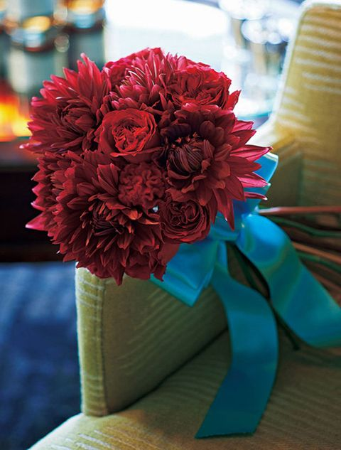 Flower, Cut flowers, Blue, Red, Bouquet, Turquoise, Teal, Plant, Centrepiece, Pink,
