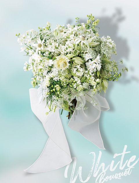 Bouquet, Flower, Cut flowers, White, Plant, Flower Arranging, Floristry, Floral design, Petal, Flowering plant,