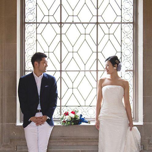 Bride, Photograph, White, Wedding dress, Dress, Gown, Bridal clothing, Wedding, Ceremony, Formal wear,