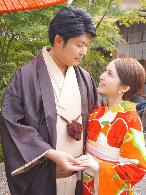 Costume, Clothing, Kimono, Tradition,