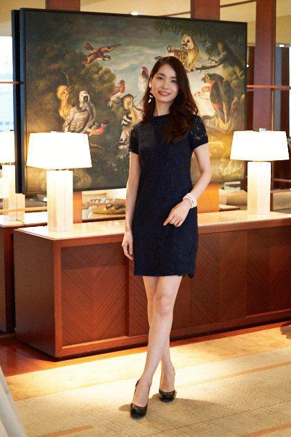 Clothing, Dress, Shoulder, Fashion, Leg, Little black dress, Photography,
