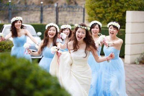 Bride, Photograph, Dress, Gown, Wedding dress, Bridal clothing, Event, Ceremony, Wedding, Bridal party dress,