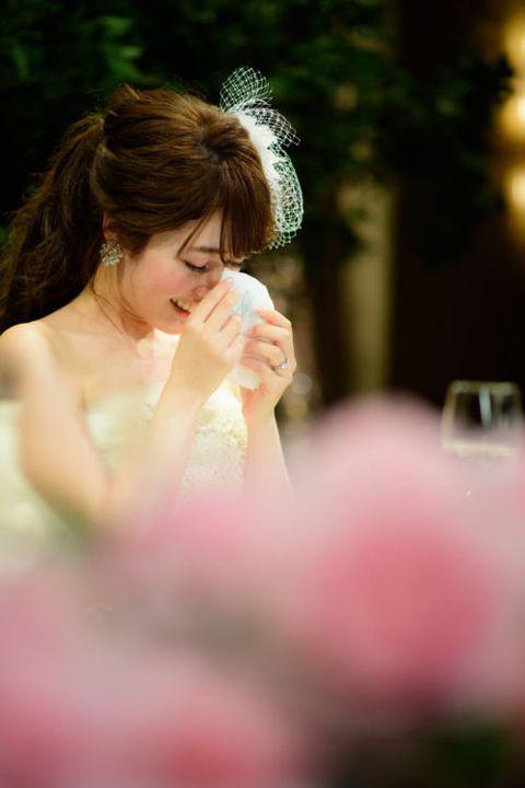 Pink, Skin, Beauty, Dress, Eye, Lip, Photography, Headpiece, Hand, Ceremony,